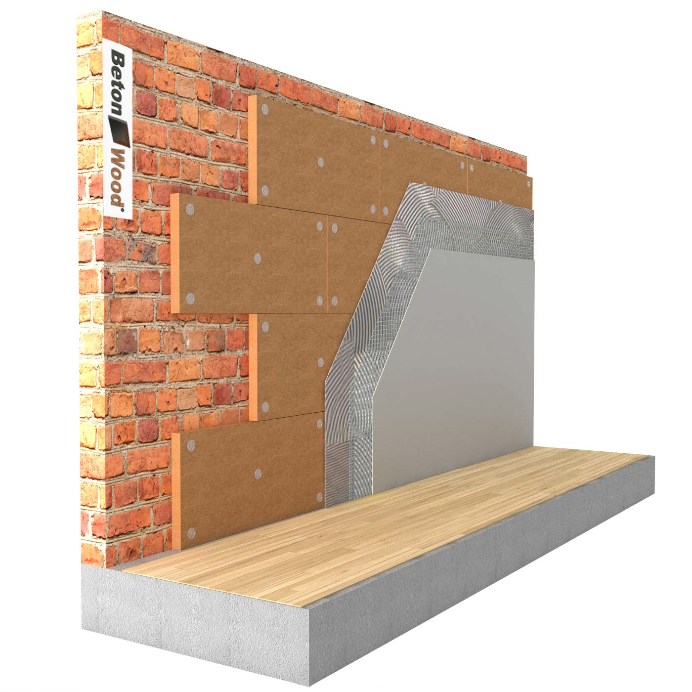 Fibra di legno prezzi per cappotto termico interno - Isolamento acustico interno ...